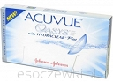 ACUVUE® OASYS® with HYDRACLEAR® PLUS. (opak-6szt)
