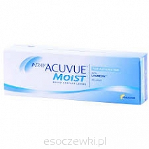 1-Day Acuvue ® Moist for Astigmatism  -(30 szt)