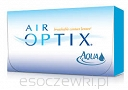 Air Optix™Aqua™(opak-6 szt)