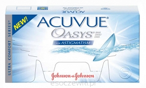 Acuvue® Oasys™ for Astigmatism- 6 szt